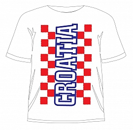 Croatian football fan
