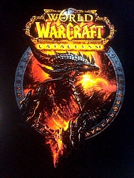 World WarCraft T- shirt